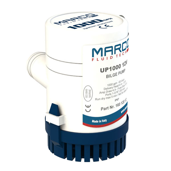 Marco UP1000 12V Bilge Pump