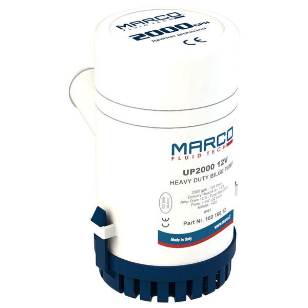 Marco UP2000 12V/24V Bilge Pump