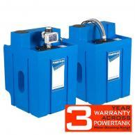 Powertank COMPACT Combi - Fixed Speed Water Pressure Booster with 125ltr Slave Tank