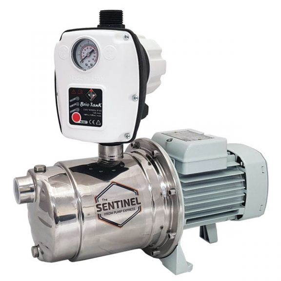Domestic Pump & Controller Solutions