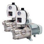 Twin Sentinel Water Pressure Boosting Range