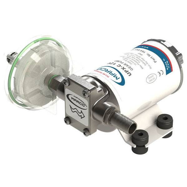 Marco UPX-C 12V/24V Chemical Gear Pump