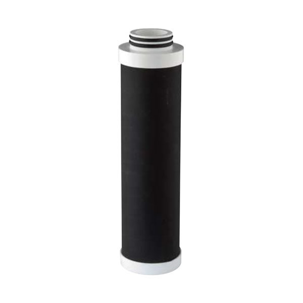 CA-SE 10 PB BX Carbon Block Filter with Double O Ring Collar - for Water Treatment
