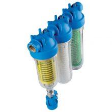 HYDRA RAINMASTER TRIO - Complete Rainwater Filtering Kit