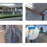 HYDRA RAINMASTER TRIO – Complete Rainwater Filtering Kit 4