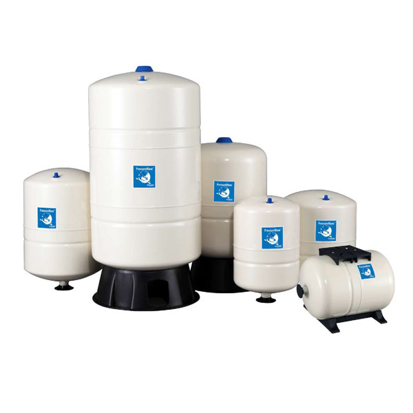 Pressure Vessels / Cold Water Accumulators