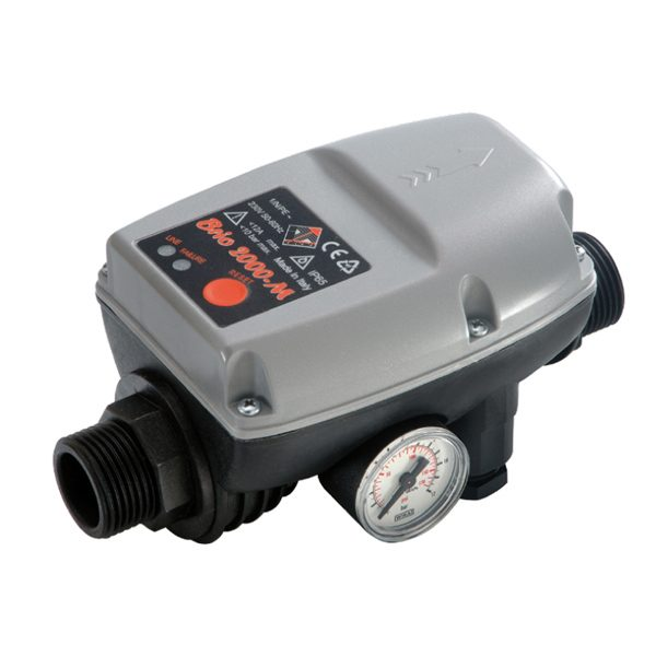 Brio 2000-MT Pressure Sensing Pump Controller 1