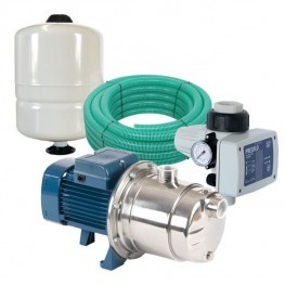 The JET - Multi Application Non-Submersible Kit For Rain & Well Water Recycling