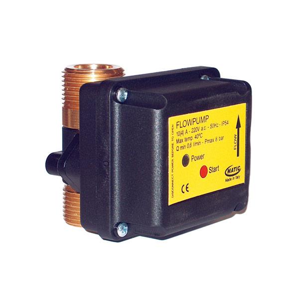 Flow Sensing Pump Controllers