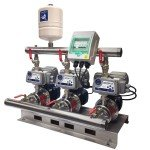 FLOW Cold Water Booster Set - Variable Speed