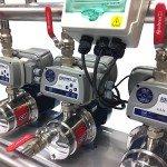 Powerboost – FLOW V – Triple 4CR 100-N with Steadypres – Variable Speed 2