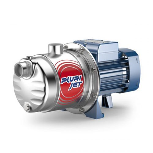 PLURIJET Self-Priming Multi-Stage Pump - Medium Flow