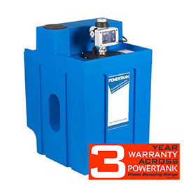 Powertank COMPACT - Fixed Speed Water Pressure Booster