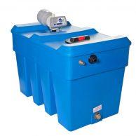 Powertank RECTANGULAR 300 & 500ltr - Fixed Speed Water Pressure Booster