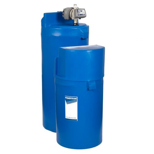 Powertank SLIMLINE - Variable Speed Water Pressure Booster