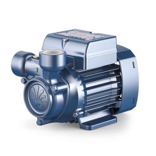 PQ Pumps with Peripheral Impeller - Side Suction