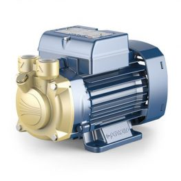 PV Pumps with Peripheral Impeller