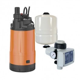 The PEAK - Multi Application Submersible Kit For Rain & Well Water Recycling