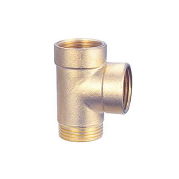 R3 Brass Connector, 3 Way