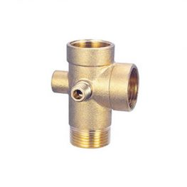R5 Brass Connector, 5 Way