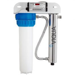 VIQUA - VH410-F20 Integrated Pre Filtration UV Disinfection System