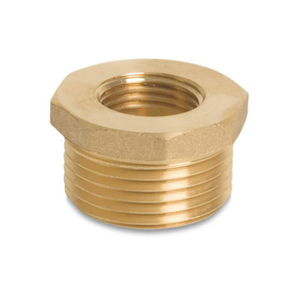 Brass Reducing Bushes - Male BSP x female BSP