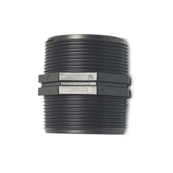 Plastic Nipple - Male BSP x Male BSP