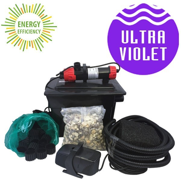Messner 7000 Pond Filter System Pump Express