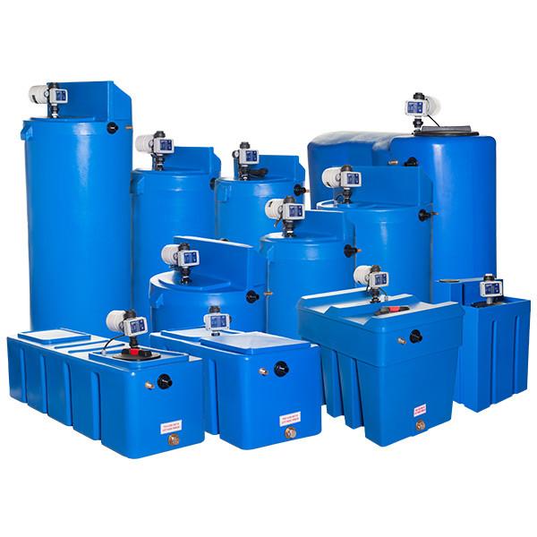 Powertank Water Boosting Range