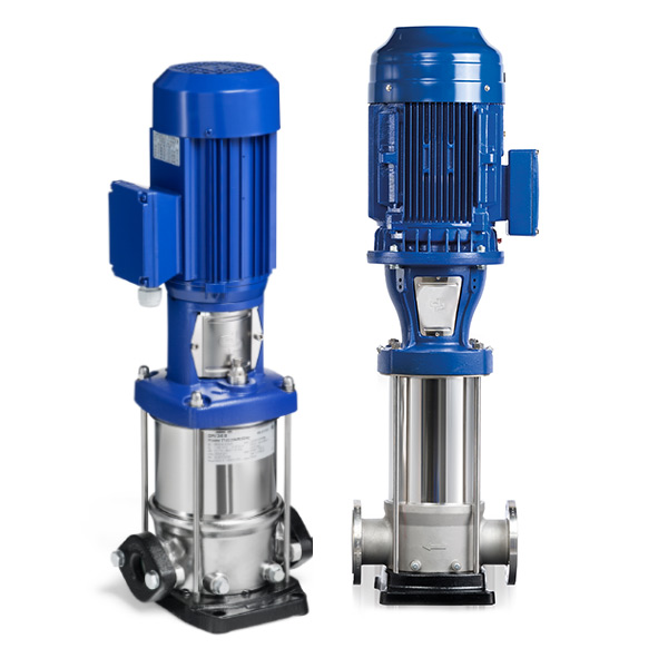 Vertical-Multistage-Pumps
