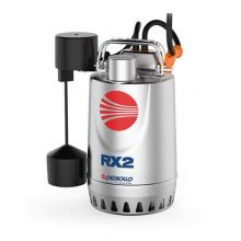 Pedrollo-RX-GM-Submersible-Drainage-Pumps